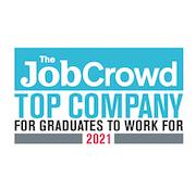 NFU Mutual Jobs - Careers Website - Awards - Job Crowd Graduates Award Logo.png