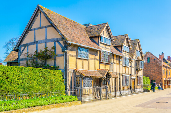 NFU Mutual Careers - Our Offices - Stratford-Upon-Avon - Birth House of William Shakespeare Image.jpg