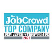 NFU Mutual Jobs - Careers Website - Awards - Job Crowd Apprenticeships Award Logo.png