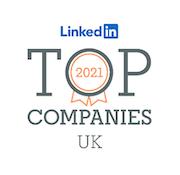 NFU Mutual Jobs - Careers Website - Awards - LinkedIn Top Company Image.png