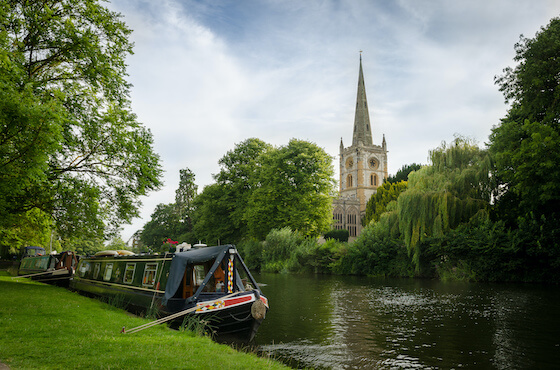 NFU Mutual Careers - Our Offices - Stratford-Upon-Avon - River Avon Near Holy Trinity Church Image.jpg