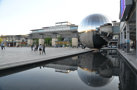 NFU Mutual Careers - Our Offices - Bristol - Millennium Square Image.jpg