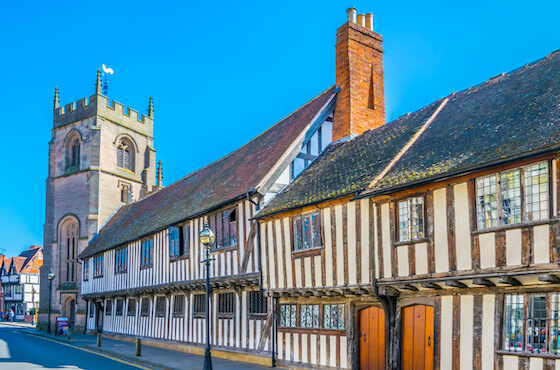 NFU Mutual Careers - Our Offices - Stratford-Upon-Avon - Guildhall Image.jpg